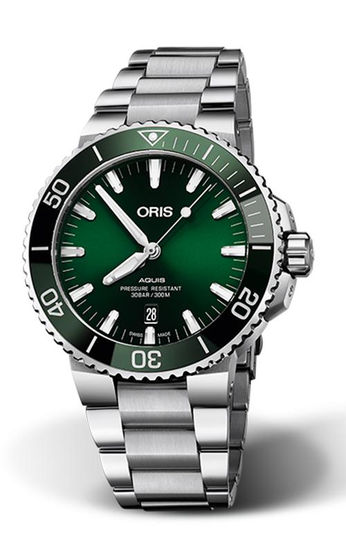 Oris Aquis Date 01 733 7730 4157-07 8 24 05PEB product image