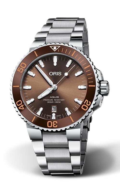 Oris Aquis Date 01 733 7730 4152-07 8 24 05PEB product image