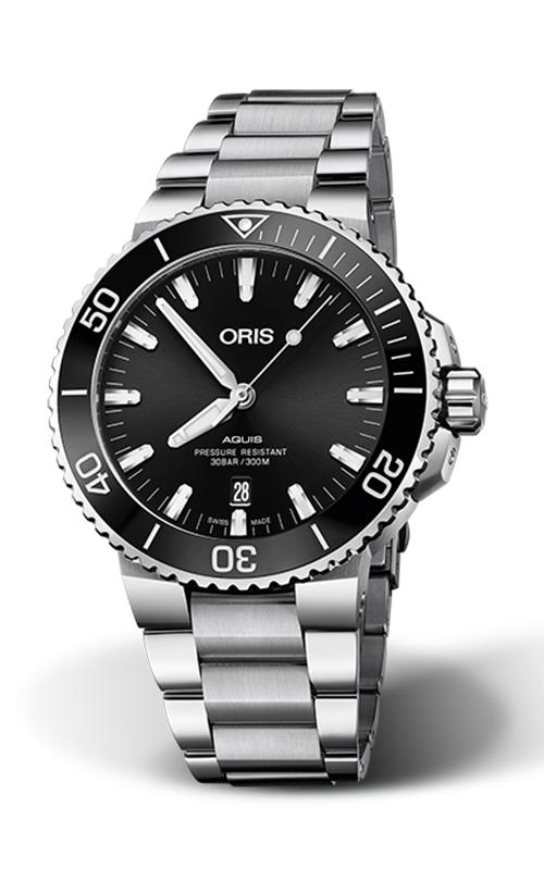 Oris Aquis Date 01 733 7730 4134-07 8 24 05PEB product image