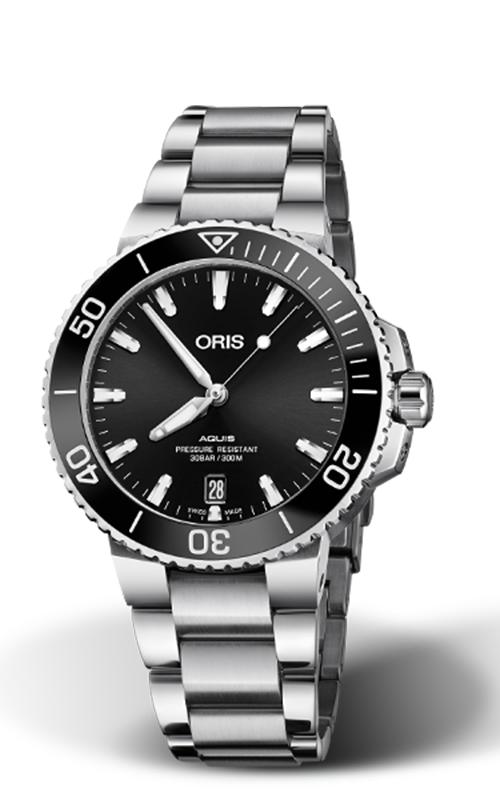 Oris Aquis Date 01 733 7732 4134-07 8 21 05PEB product image