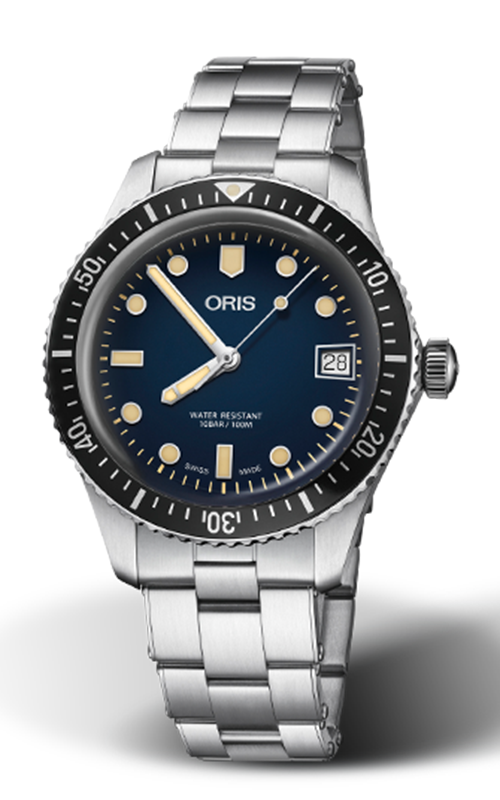 Oris Divers Date 01 733 7747 4055-07 8 17 18 product image