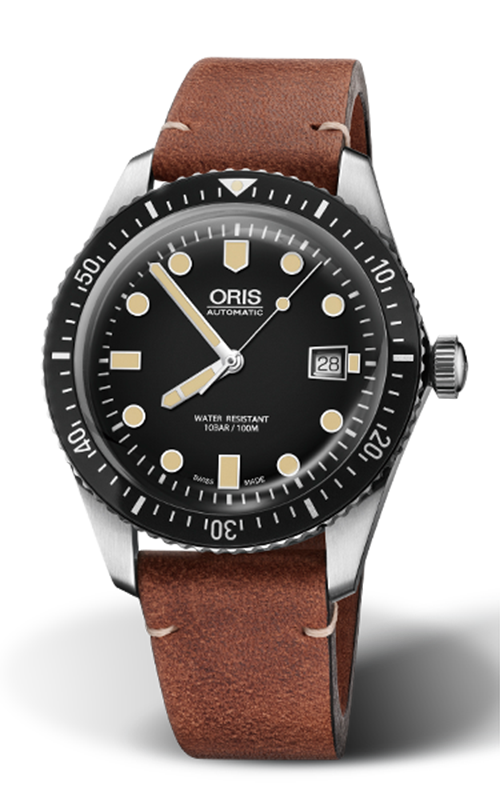 Oris Divers Date 01 733 7720 4054-07 5 21 45 product image