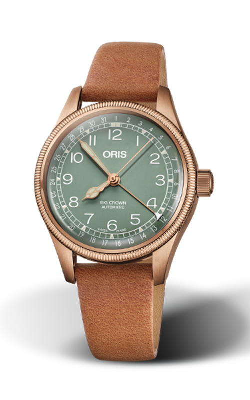 Oris Big Crown Pointer Date 01 754 7749 3167-07 5 17 66BR product image