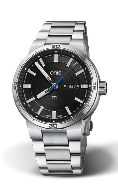 Oris TT1 Day Date 01 735 7752 4154-07 8 24 08 product image