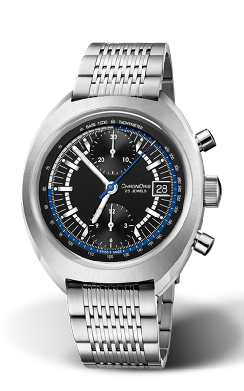 Oris William 40th Anniversary Oris Limited Edition 01 673 7739 4034-Set MB product image