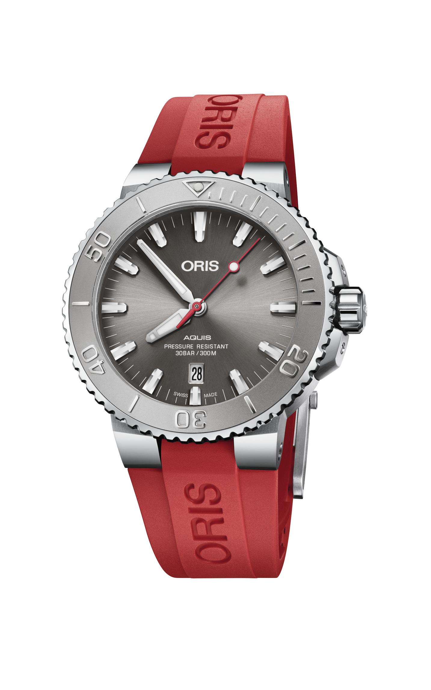 Oris Aquis Date Relief 01 733 7730 4153-07 4 24 66EB product image