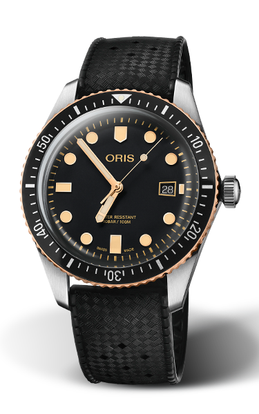 Oris Divers Sixty-Five  01 733 7720 4354-07 4 21 18 product image