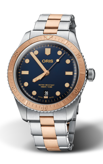 Oris Divers Sixty-Five  01 733 7707 4355-07 8 20 17 product image
