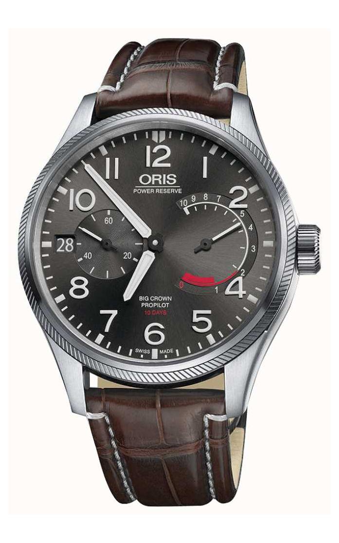 Oris Calibre 111 01 111 7711 4165-07 1 22 72FC product image