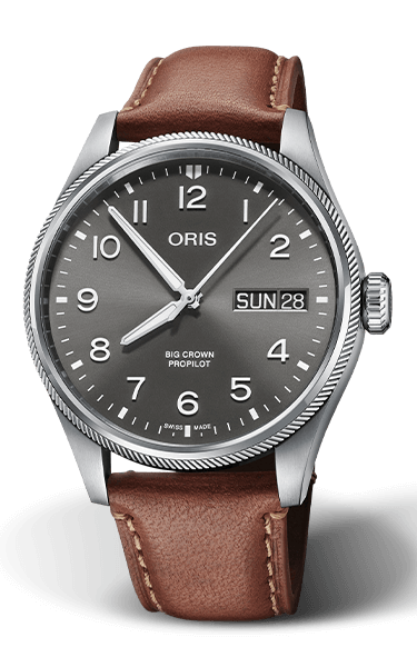 Oris Big Day Date 01 752 7760 4063-07 5 22 07LC product image