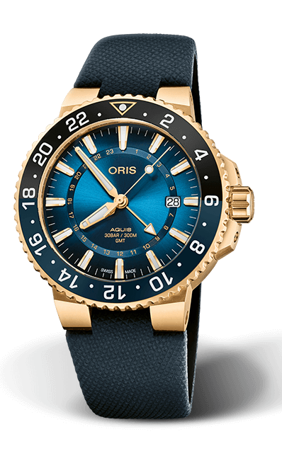 Oris Carysfort Reef 01 798 7754 6185-Set product image