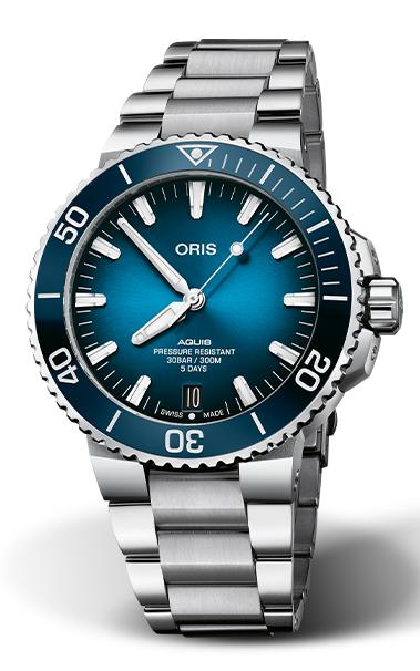 Oris Aquis Date Calibre 400 01 400 7769 4135-07 8 22 09PEB product image