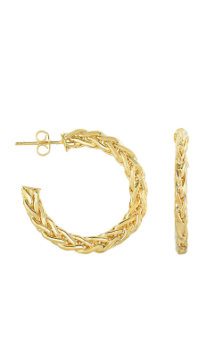 Phillip Gavriel Woven Gold Earring AUER5042 product image