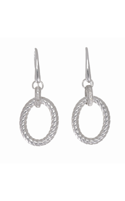 Phillip Gavriel Italian Cable Earring PGCE4091 product image