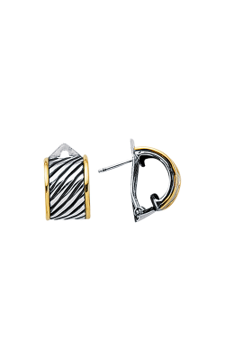 Phillip Gavriel Italian Cable Earring SILE12 product image