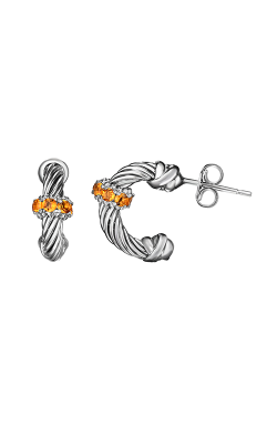 Phillip Gavriel Italian Cable Earring PGER6142 product image