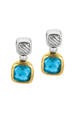 Phillip Gavriel Italian Cable Earring SILE132 product image