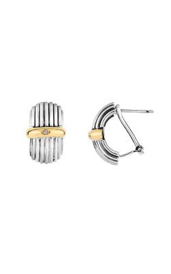 Phillip Gavriel Italian Cable Earring SILER5102 product image
