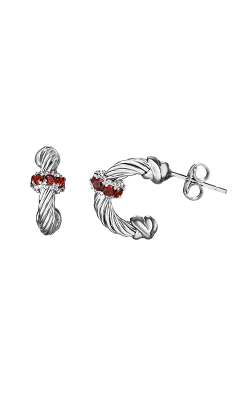 Phillip Gavriel Italian Cable Earring PGER6140 product image