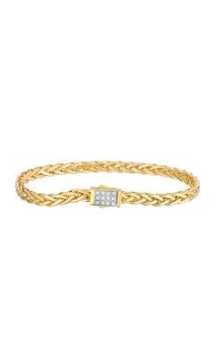 Phillip Gavriel Woven Gold Bracelet AUBRC1450-0750 product image