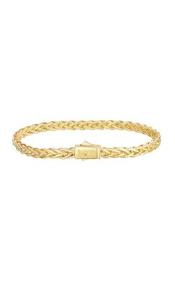 Phillip Gavriel Woven Gold Bracelet AUBRC1538-0750 product image