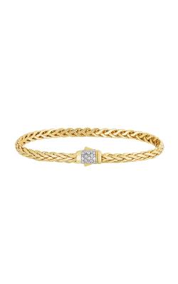 Phillip Gavriel Woven Gold Bracelet AUBRC1563-0750 product image