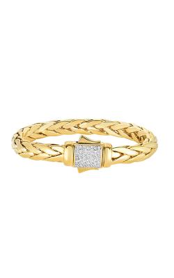 Phillip Gavriel Woven Gold Bracelet AUBRC5443-0850 product image