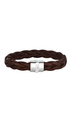 Phillip Gavriel Woven Silver Bracelet PGBRC1572-0850 product image