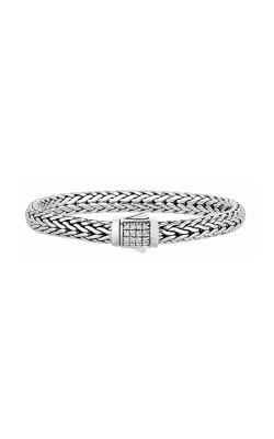 Phillip Gavriel Woven Silver Bracelet PGCX709-0750 product image