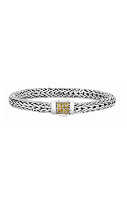 Phillip Gavriel Woven Silver Bracelet PGCX733-0750 product image