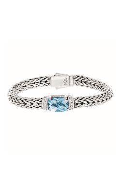 Phillip Gavriel Woven Silver Bracelet PGCX742-0750 product image
