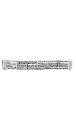 Phillip Gavriel Woven Silver Bracelet PGCX822-0750 product image