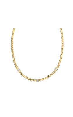 Phillip Gavriel Woven Gold Necklace AUNCK1447-17 product image
