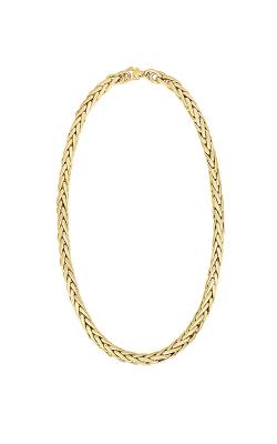 Phillip Gavriel Woven Gold Necklace AUNCK1525-18 product image