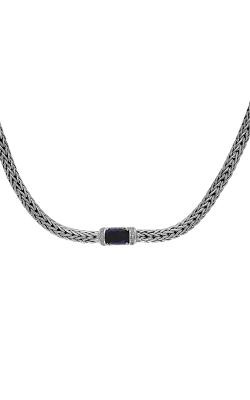 Phillip Gavriel Woven Silver Necklace PGCX748-18 product image