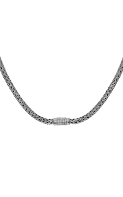 Phillip Gavriel Woven Silver Necklace PGCX750-18 product image
