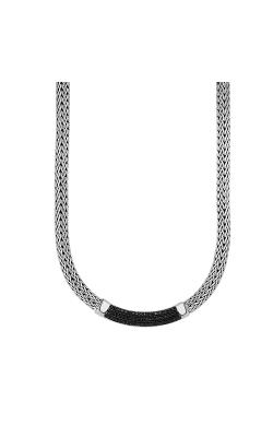 Phillip Gavriel Woven Silver Necklace PGCX867-18 product image