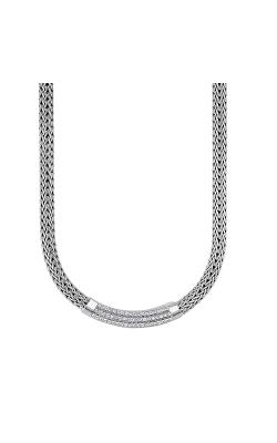 Phillip Gavriel Woven Silver Necklace PGCX868-18 product image