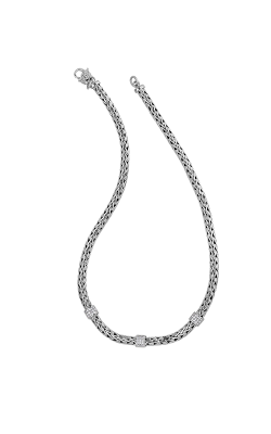 Phillip Gavriel Woven Silver Necklace PGCX917-17 product image