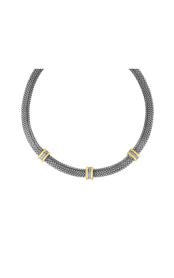 Phillip Gavriel Tuscan Woven Necklace SILNCK3718-18 product image
