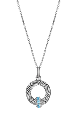 Phillip Gavriel Italian Cable Necklace PGSET2256-18 product image
