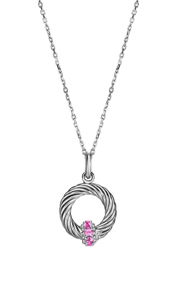 Phillip Gavriel Italian Cable Necklace PGSET2267-18 product image