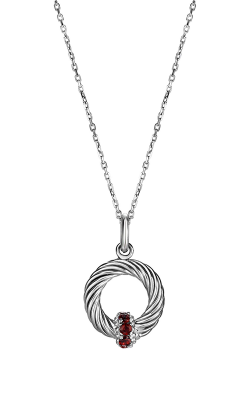 Phillip Gavriel Italian Cable Necklace PGSET2271-18 product image