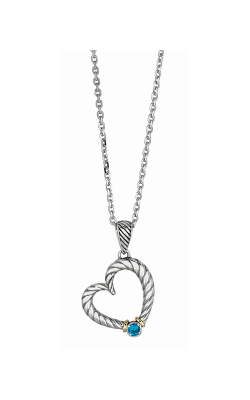 Phillip Gavriel Italian Cable Necklace SILP331-18 product image