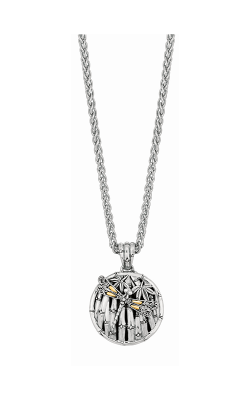 Phillip Gavriel Dragonfly Necklace SILP6087-18 product image
