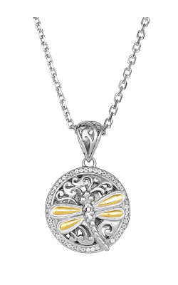 Phillip Gavriel Dragonfly Necklace SILP6260-18 product image