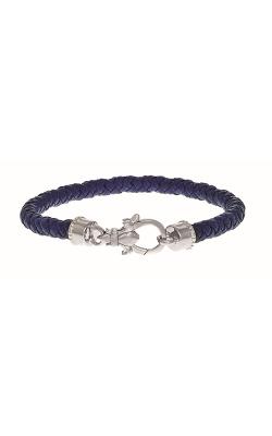 Phillip Gavriel Woven Silver Bracelet PGCF3260-08 product image