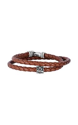 Phillip Gavriel Woven Silver Bracelet PGCF3321-08 product image