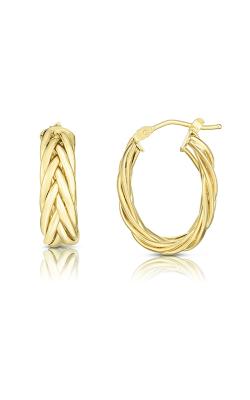 Phillip Gavriel Woven Gold Earring ER7747 product image