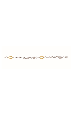 Phillip Gavriel Italian Cable Necklace SILF3141-38 product image